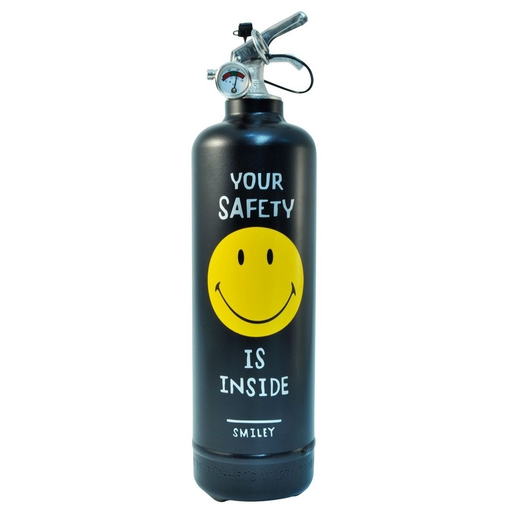 Extincteur Smiley Safety - Fire Design