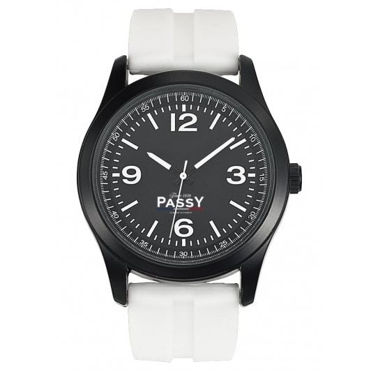 Montre Mixte Cannet - blanc - Passy 1850