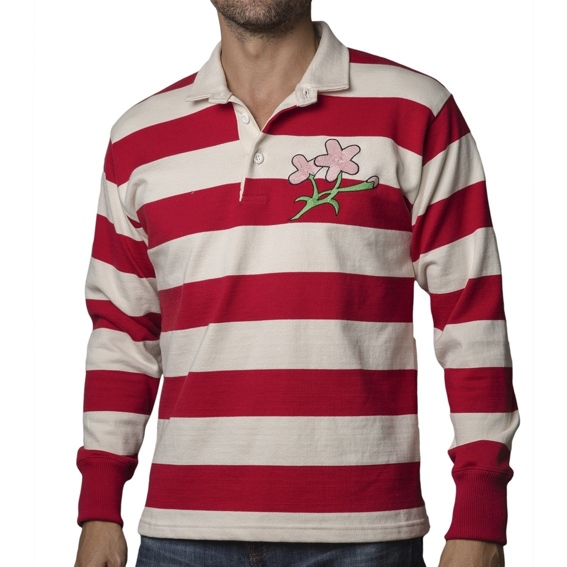 Maillot rugby Japon 1932 - Sports d'Époque