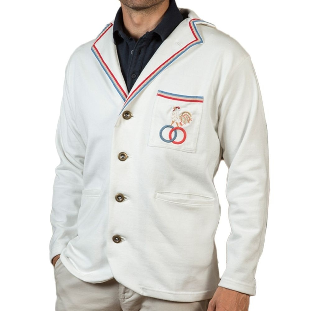 Veste France Tennis 1925 - Sports d'Époque