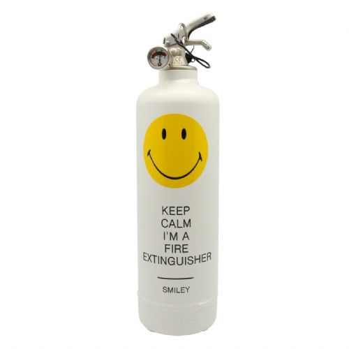 Extincteur Smiley Fire extinguisher- Fire Design