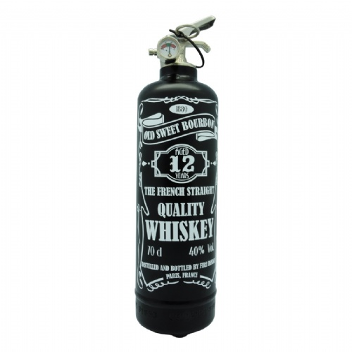 Extincteur Whiskey - Fire Design